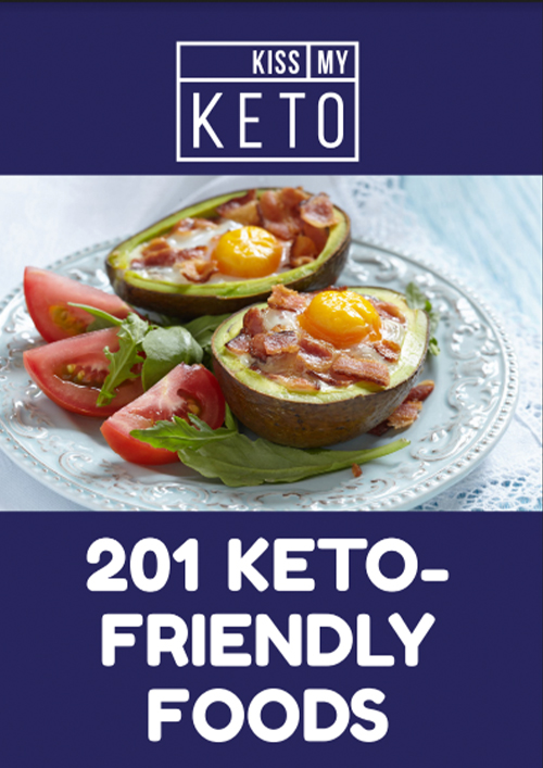 201 Keto Friendly Foods