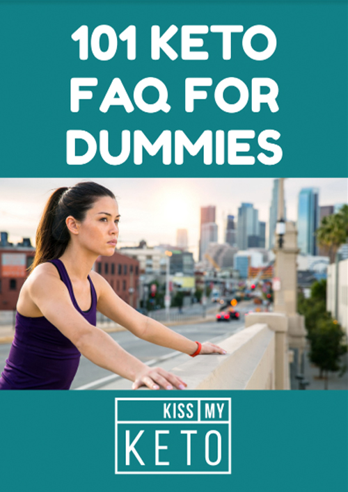 101 Keto FAQ for Dummies