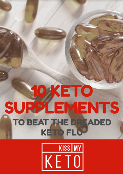 10 Keto Supplements to Beat the Keto Flu