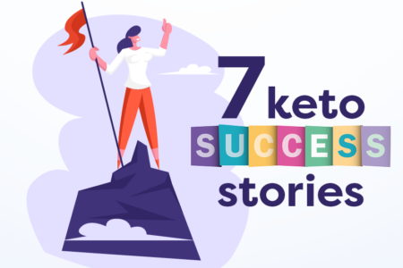7 Inspiring Keto Before and After Success Stories