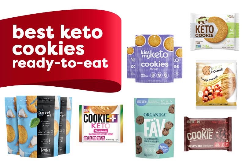 17 of the Best Keto Cookies to Buy That Are Ready to Eat
