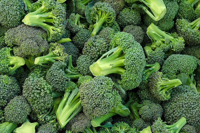 Carbs in Broccoli & Other Nutritional Info
