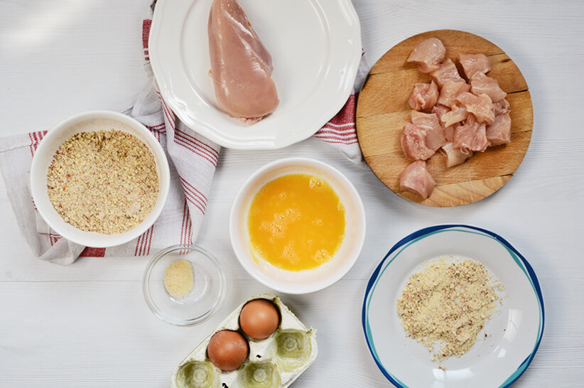 Keto-Chicken-Nuggets_Ingredients