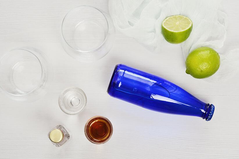 Keto-Caribbean-Rum-Punch_Ingredients