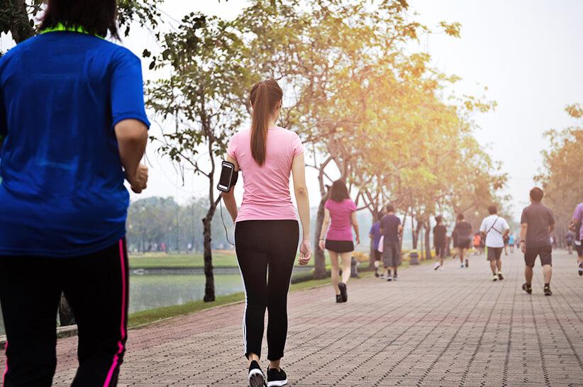 Walking For Weight Loss 4 Week Walking Plan Kiss My Keto