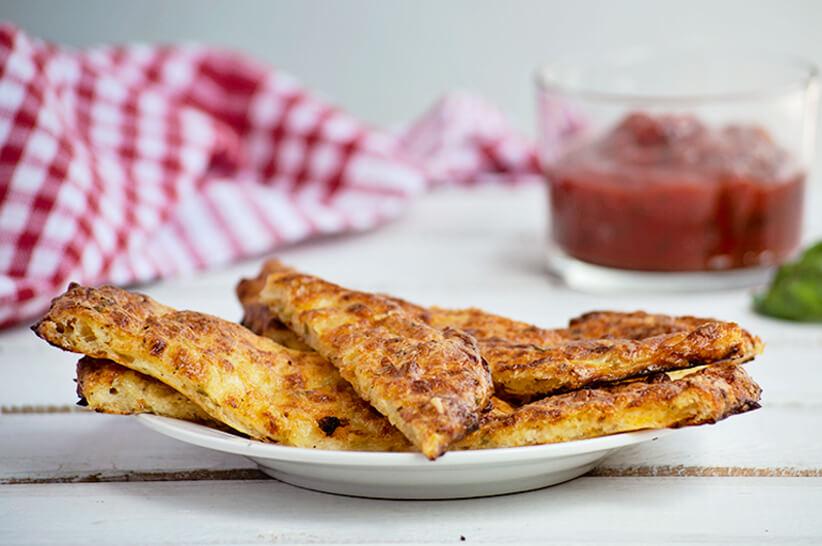 Keto-Cheese-Bread