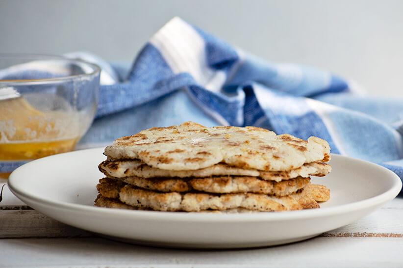 Keto-Naan-Bread