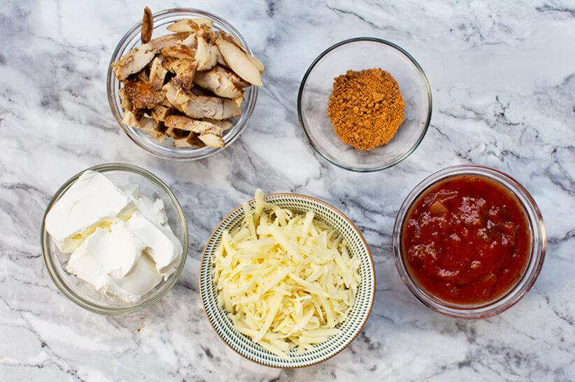 Graveyard-Chicken-Enchilada-Dip_Ingredients