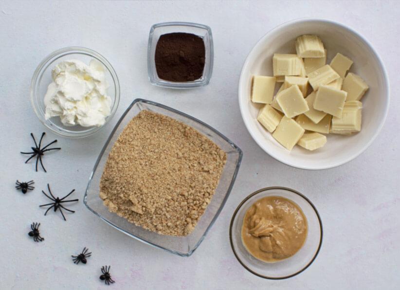 Halloween Ghost Truffles ingredients