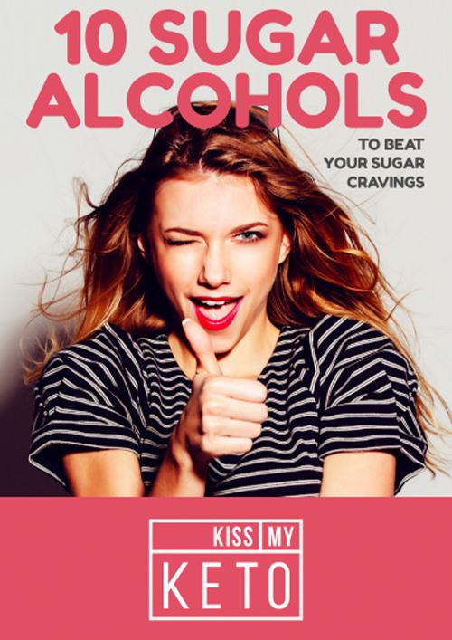 10 Sugar Alcohols to Beat Your Sugar Cravings