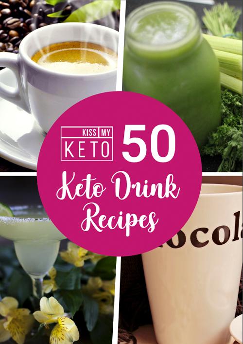 50 Keto Drink Recipes