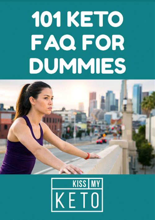101 Keto FAQ for Dummies