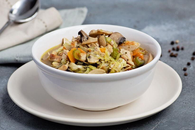 Keto-Chicken-Soup