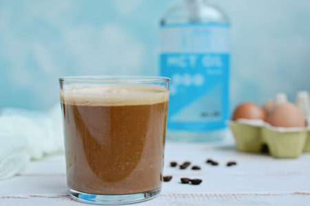 Bulletproof Coffee Egg Latte