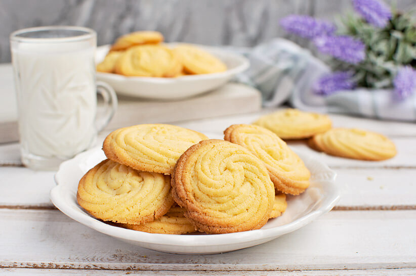 Danish-Butter-Cookies