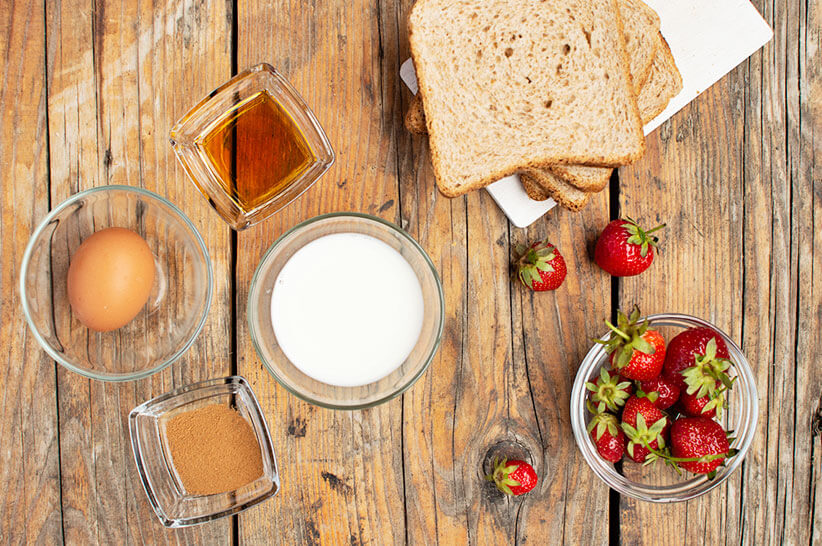 Keto-French-Toast_Ingredients