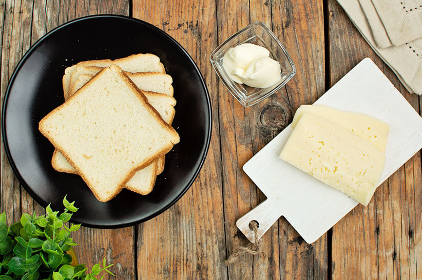 Keto-Grilled-Cheese_Ingredients