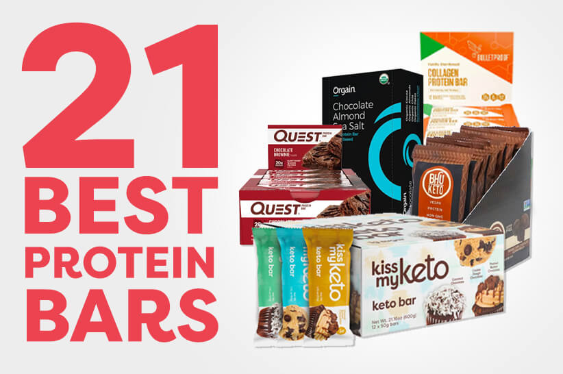 21 Best Low Carb Protein Bars Kiss My Keto