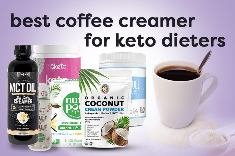 12 Best Keto Coffee Creamers