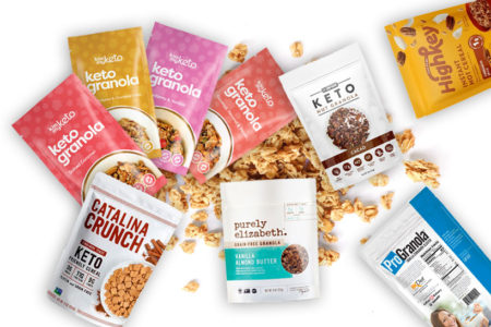 10 Best Keto-Friendly Cereal Brands