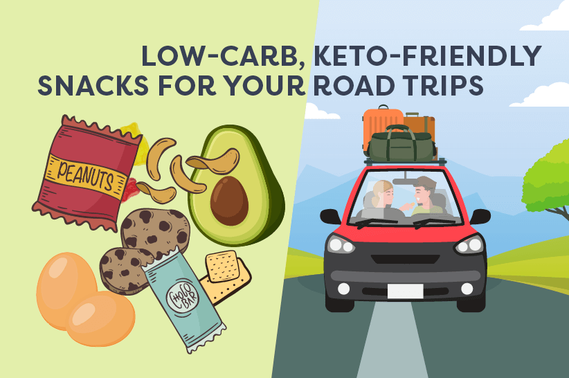 15 Best Keto Road Trip Snacks