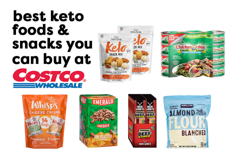 20 Best Costco Keto Foods & Snacks for Your Grocery List