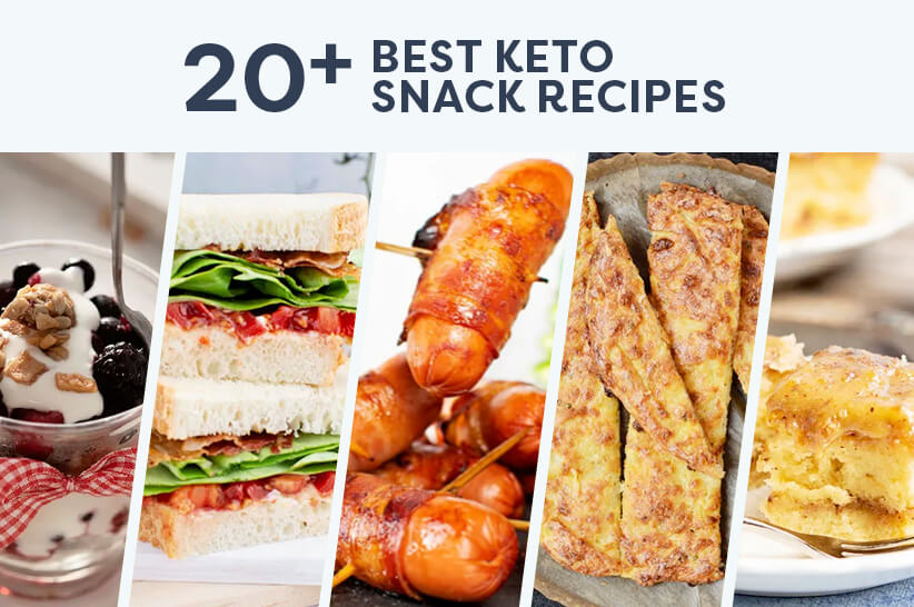 23-Best-Keto-Snack-Recipes