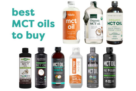 10 of the Best MCT Oils to Buy for Keto in 2021