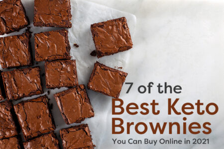 7 of the Best Keto Brownies You Can Buy Online in 2021